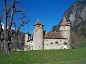 Schloss Marschlins nahe Chur